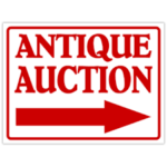 ANTIQUE/COLLECTIBLES AUCTION (Apr. 1) @Nordic